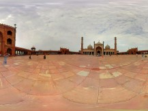 ps|The Jama Masjid the largest mosque in India